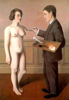 Рис. 33 Картина Рене Магрита
