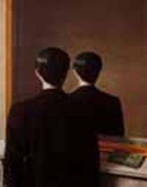 Рис. 35 Картина Рене Магрита
